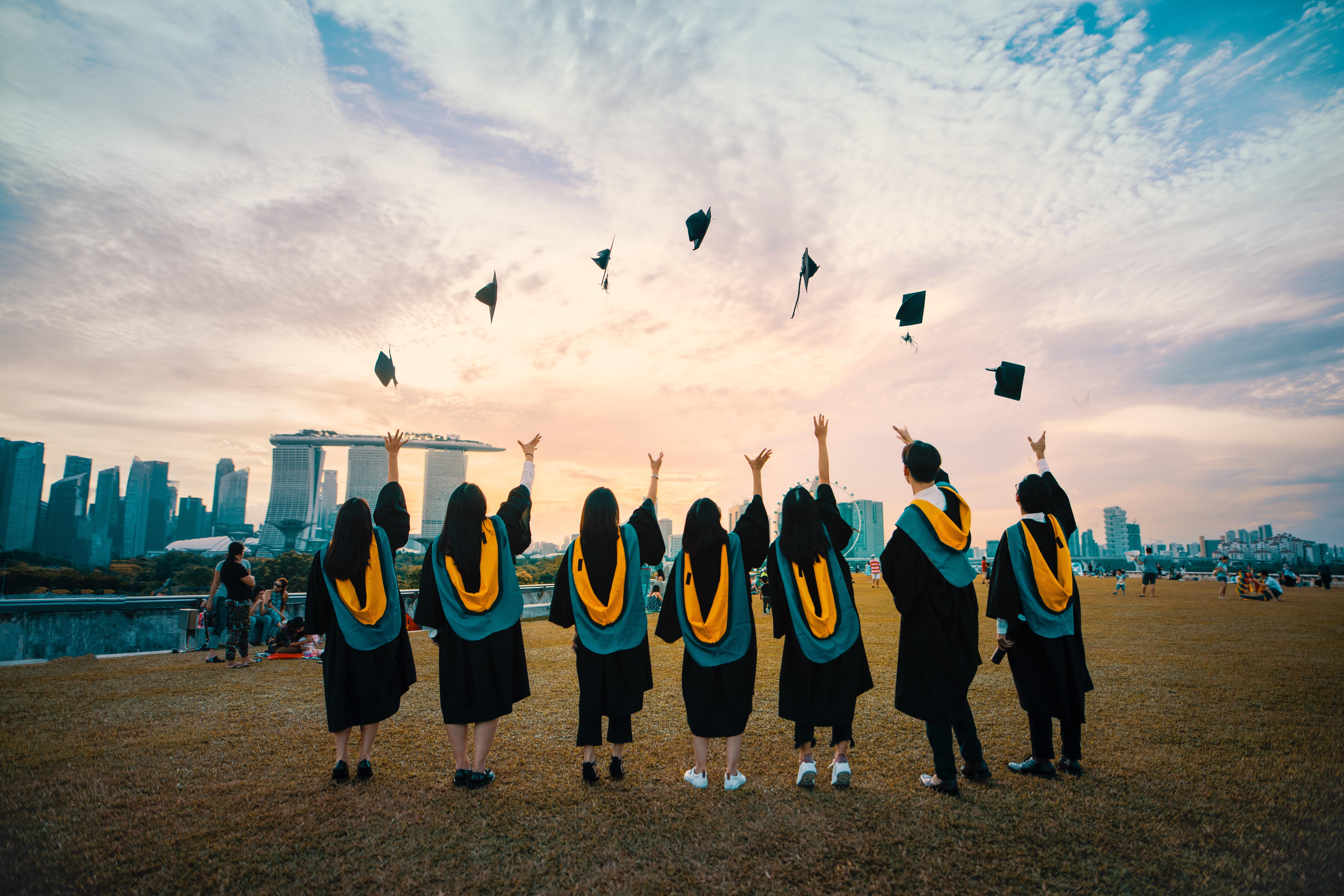 I'M GRADUATING HIGH SCHOOL…NOW WHAT?